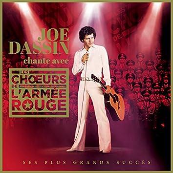 Joe Dassin chante avec Les Choeurs de l'Armée Rouge