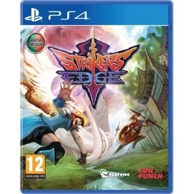 Strikers Edge PS4