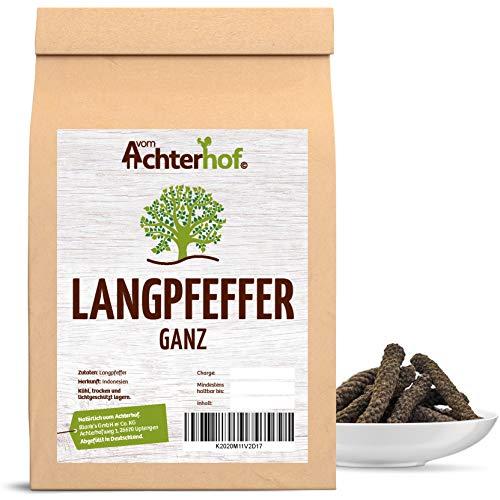 Langpfeffer Pfeffer lang 100 g Stangenpfeffer bengalischer Pfeffer