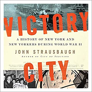 Victory City audiobook cover art
