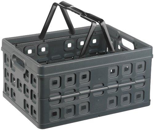 Sunware 57100636 Square Klappbox 32 L mit Griff