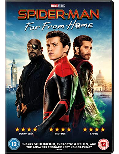 Spider-Man: Far from Home [UK Import]
