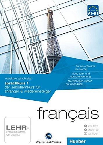 Preisvergleich Produktbild Interaktive Sprachreise: Sprachkurs 1 Francais