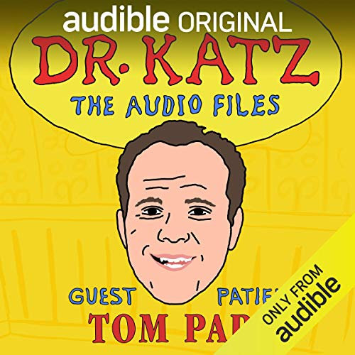 Ep. 11: Tom Papa (Dr. Katz: The Audio Files) Titelbild