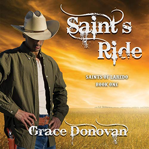 Saint's Ride  By  cover art