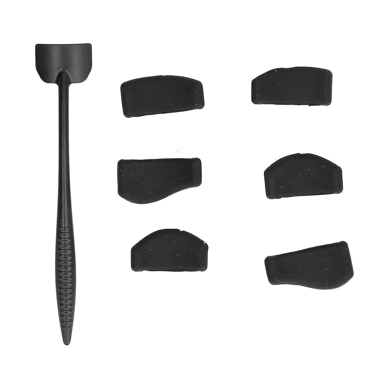 YIUS Ranking TOP2 6 in 1 Eyeshadow Stamp Eye App Sale price Silicone Shadow Portable Kit