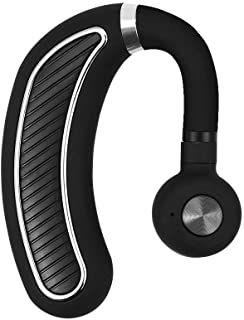 $23 » Dpofirs Bluetooth Headset,70-Day Standby Bluetooth 4.1 Business Headset Hands Free Earphone with Stereo Noise Reduction HD...