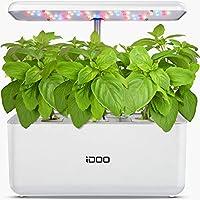 iDOO Indoor Garden Starter Kit with LED Grow Light