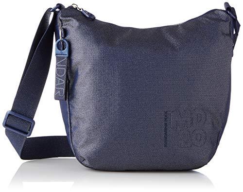 Mandarina Duck MD 20 Lux, Damenhandtasche, Einheitsgröße, Marineblau - Größe: Einheitsgröße