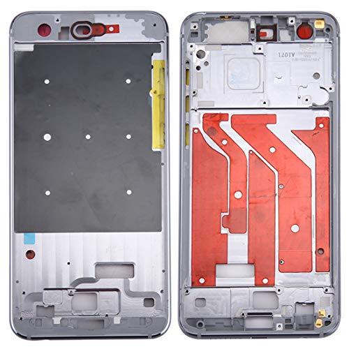 XIXI Phone for Huawei Honor 9 Frontalino Cornice LCD Cornice castone (Nero) Altamente raccomandato (Colore : Grey)