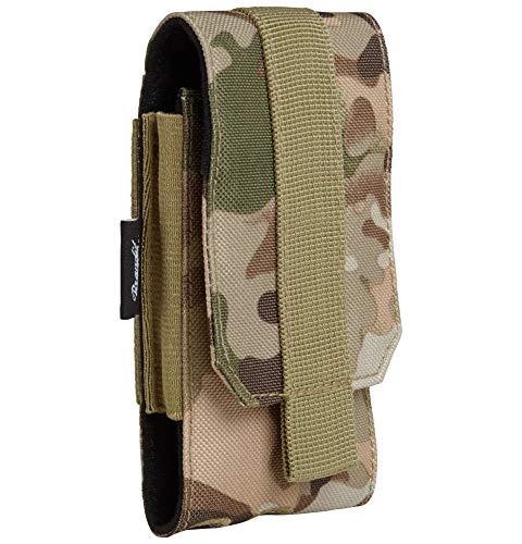 Brandit Medium Molle Poche de téléphone Camouflage