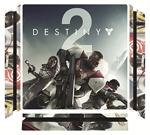 Destiny 2 Game Skin for Sony Playstation 4 Slim - PS4 Slim Console