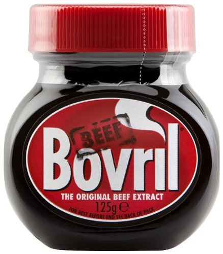 Bovril Salsa Barbc&Carn Pollo Carne Fria Vdro 125 -[pack de