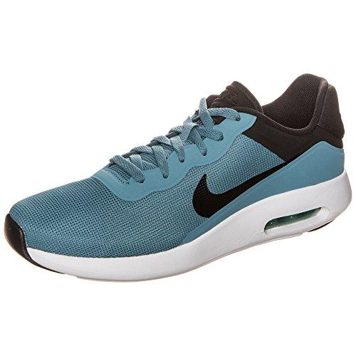 Nike SportswearAIR Max Modern Essential - Sneakers Basse - Smokey Blue/Black/White