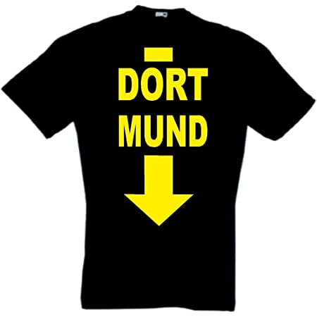 World-of-Shirt Herren Sweatshirt Sons of Dortmund S/üdtrib/üne Pulli
