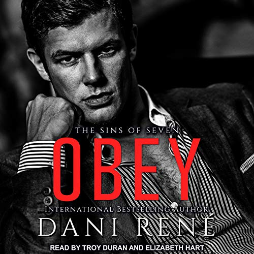 Obey audiobook cover art