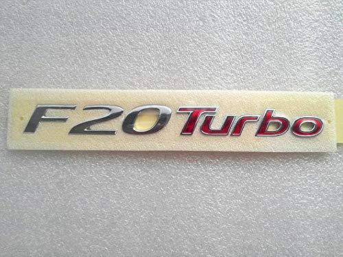Automotiveapple Hinterer Kofferraum F20 Turbo Logo Emblem Für 2011 2014 Sonata YF: ix45