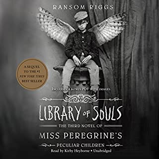 Library of Souls cover art