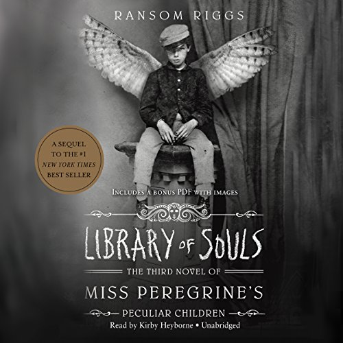 Couverture de Library of Souls