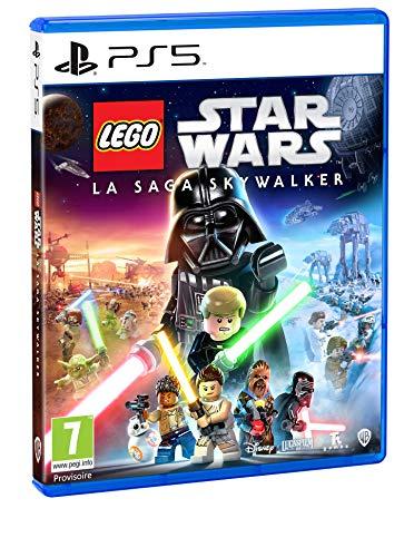 Lego Star Wars: La Saga Skywalker Standard (PS5)