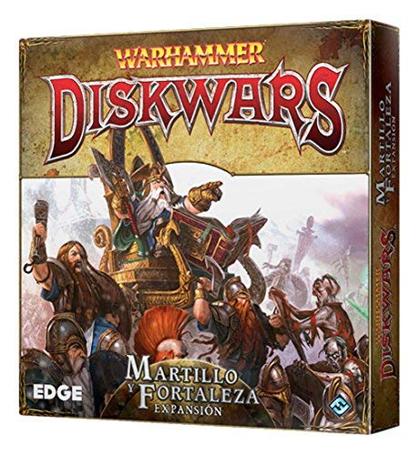 Warhamer: Diskwars - bordspel (Edge Entertainment edgwhd02)