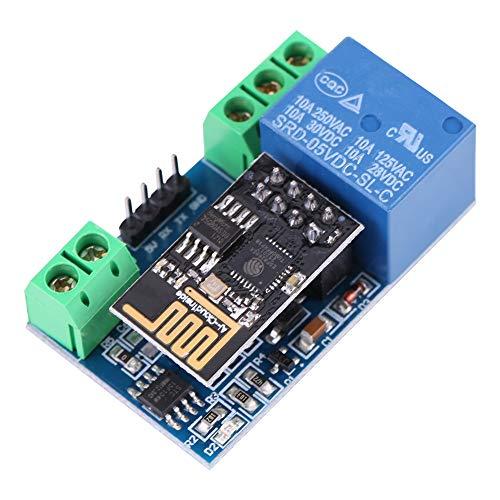 ESP8266 5V WiFi Relè Modulo Scheda di Controllo Scheda Interruttore Remoto con App Telefono Cellulare per Smart Home
