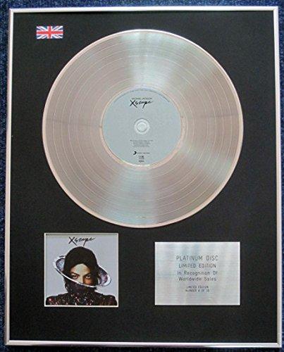 Michael Jackson - Disco LP Platinum in edizione limitata - Xscape