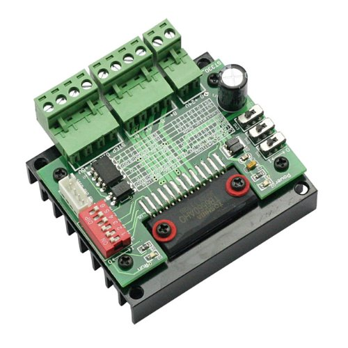SainSmart 1 Achsen CNC Schrittmotor Steuerung, 1 Axis DC12-24V 3.5A Adjust TB6560 CNC Stepper Motor Driver Control Board Module
