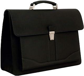 Santhome Bag For Unisex,Black - Briefcases