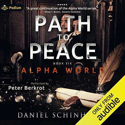 Path to Peace  By  cover art