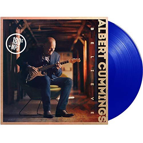 Believe (Ltd.180 Gr.Blue Transparent Lp+Mp3) [Vinyl LP]