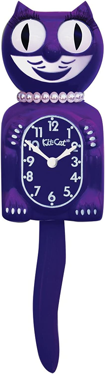 KIT CAT Klock Limited Edition Lady (Ultra purple)