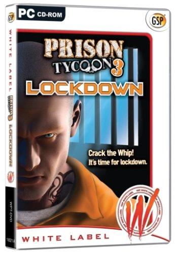 Prison Tycoon 3: Lockdown (PC CD) [Importación Inglesa] [Windows XP] [Windows Vista]