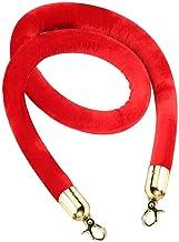 Flexibarrier Absperrkordel 1,5 m Kordel Rot, Schwarz Schwarz-Gold Standard