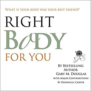 Right Body for You audiobook cover art