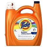 Tide Plus Bleach Alternative Liquid Laundry Detergent, 89 Loads, Original, 138 Fluid Ounce