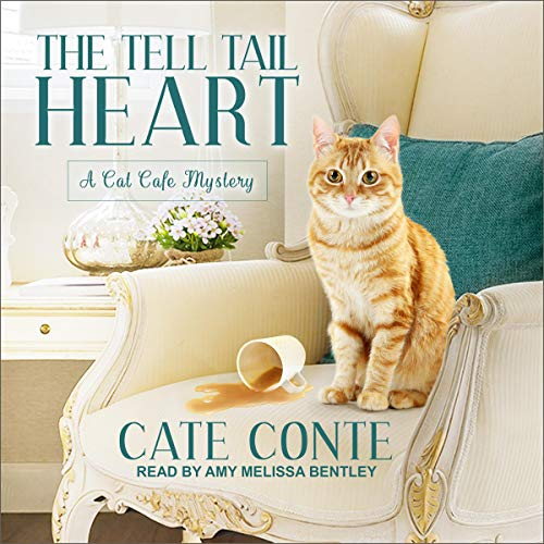 The Tell Tail Heart audiobook cover art