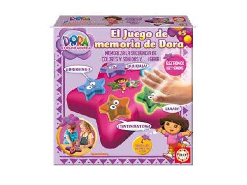 Educa Borrás 15075 - El Juego De Memoria De Dora