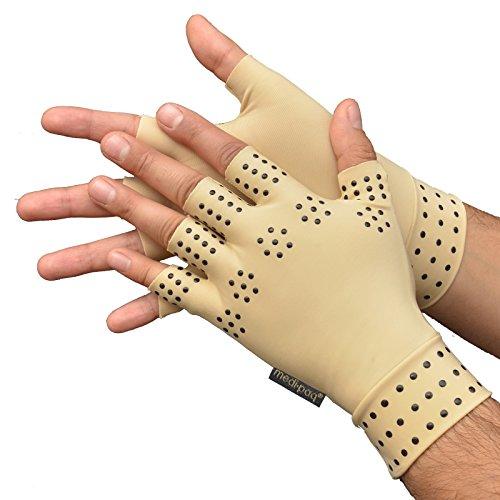 Medipaq® Magnetische Anti Arthritis Gesundheits- Therapiehandschuhe