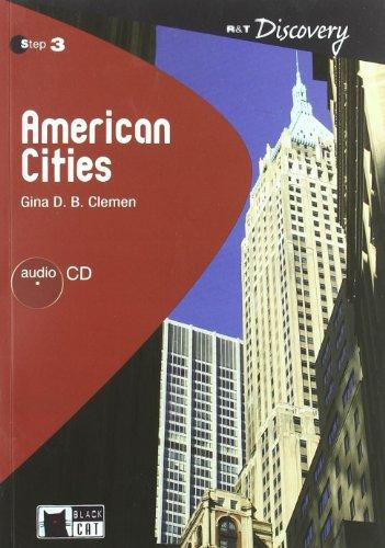 American Cities+cd [Lingua inglese]: American Cities + audio CD