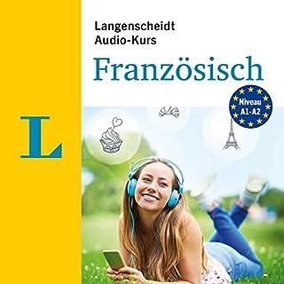 Langenscheidt Audio-Kurs Französisch: Niveau A1-A2 Titelbild