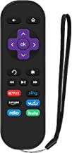 Gvirtue Replacement Remote Control for Roku Box Model: Roku 1, Roku 2(HD, XD, XS), Roku 3, Roku LT, HD, XD, XDS, Roku N1, Roku Express, Roku Express+ (Roku6-Best6)