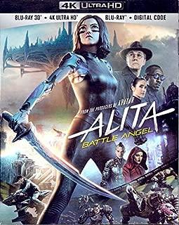 Best alita battle angel 3d Reviews