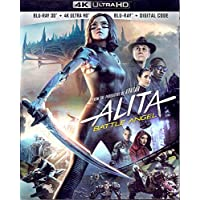 Alita: Battle Angel [USA] [Blu-ray]