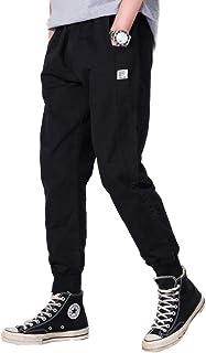 [ベンケ] カジュアルパンツ メンズ 無地 ジョガーパンツ イージーパンツ カジュアル スポーティー 秋服 M~2XL