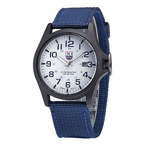 Yivise Hombre Reloj Al Aire Libre Para Militar Del Deporte...