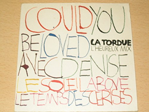La Tordue - L\'Heureux Mix - cds - PROMOTIONAL ITEM - sampcs12196