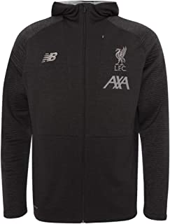 New Balance 2019-2020 Liverpool Travel Full Zip Hoody (Phantom) - Kids