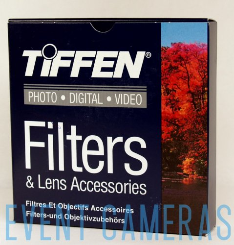 Tiffen W82IRND21 82mm Filter with Combination Neutral Density (ND) 2.1 Infrared (IR), Reduces ISO to 1/128