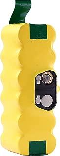 Hochstern ルンババッテリー ルンバ 用バッテリー ルンバ 互換バッテリー14.4v 3.8Ah 超長時間稼動 roomba バッテリー ルンババッテリー500 600 700 800シリーズ対応 iRobot Roomba ニッケル水素 掃除機バッテリー 1年保証付き